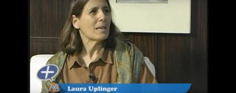 """Entrevista de Laura Uplinger ao """"Fale Mais Sobre Isso"""""""