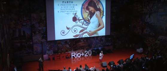 New Species Homo Sapiens Frater por Eleanor Luzes (TEDxRio+20)