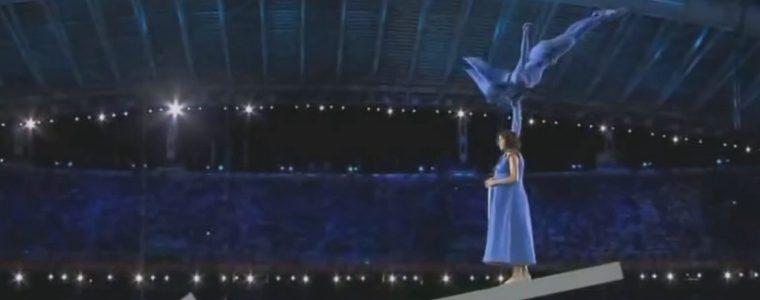 Grécia Homenageia Início da Vida nas Olimpíadas de 2004