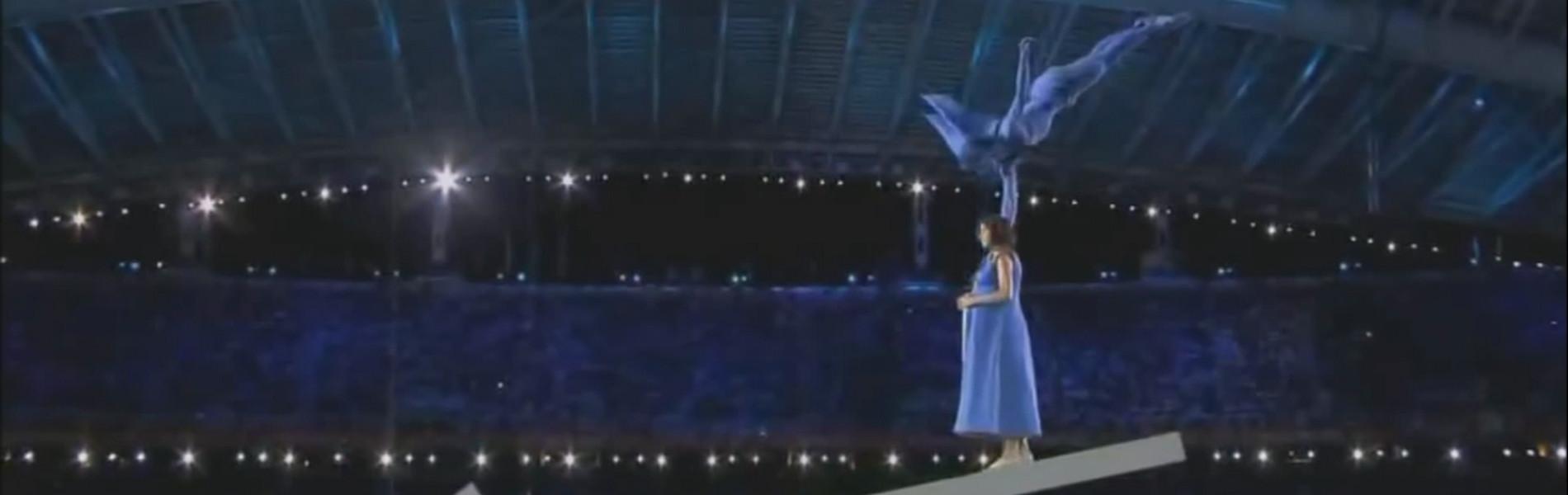 Início da Vida em Homenagem nas Olimpíadas
