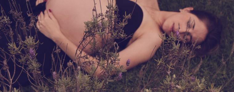 Florais na Maternidade