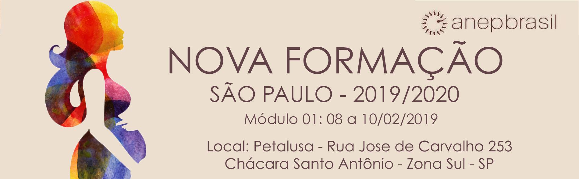 Nova turma em São Paulo